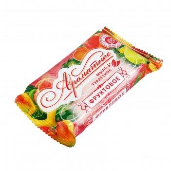 Мыло туалетное «ароматное» фруктовое, 100 гр