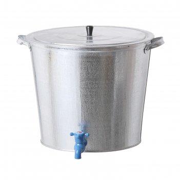 Бак для воды 32 л с краном