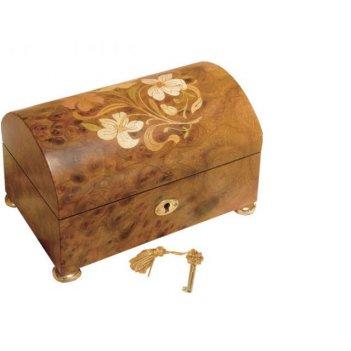 Шкатулка для драгоценностей treasure chest with floral