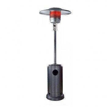 Уличный газовый обогреватель aesto a-01, античный серый