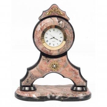 """Часы """"силуэт"""" креноид 200х100х240 мм 1700 гр."""