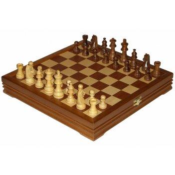 Rtc-3327 шахматы классические малые деревянные
