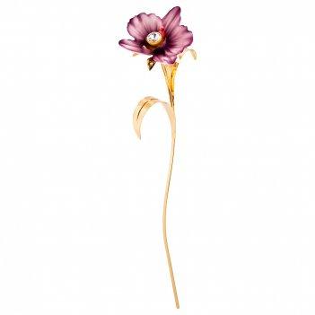 Декоративное изделие орхидея высота=48 см. без упаковки