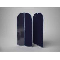 Чехол для одежды большой «классик синий», 60х130 см