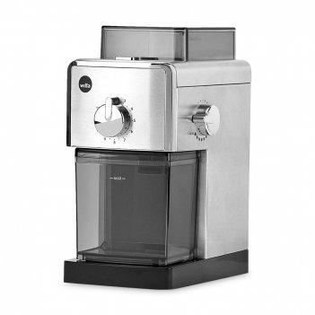 Кофемолка cg-110 s, материал: пластик, цвет: стальной, cg-110 s, wilfa, но