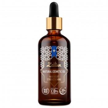 Косметическое масло №3 zeitun для укрепления корней волос, 100 мл