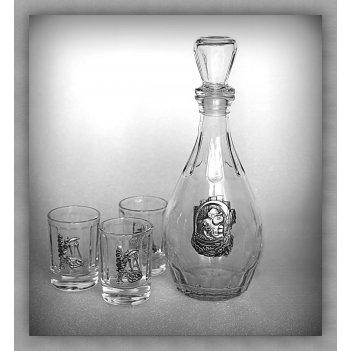 Набор для водки на шашлыки  арт. нгс120нша-13