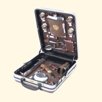 117кт4 набор подарочный «атташе» (4персоны)
