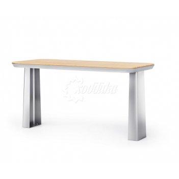 """Садовый стол """"столус-1"""" сталь"""