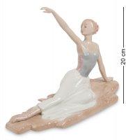 Jp-27/25 статуэтка балерина (pavone)