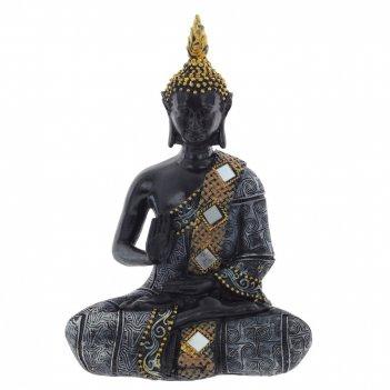 Фигурка декоративная будда, l18 w10,5 h25,5 см