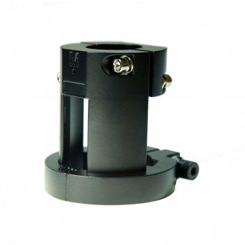 Усиленный хомут для электросамоката xiaomi (антилюфт) черный