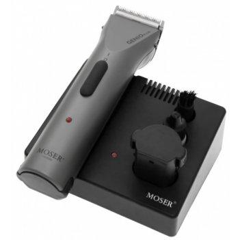 Машинка профессиональная moser genio plus для стрижки волос аккумуляторная