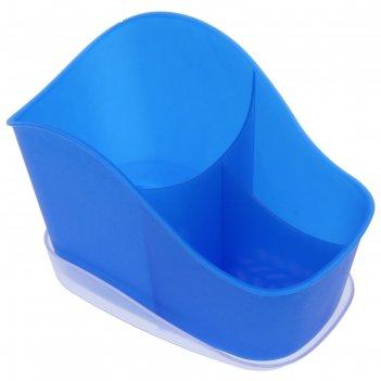 Сушилка для столовых приборов teо, цвет джинс