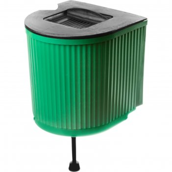 Умывальник-рукомойник, 5 л, пластик, зелёный