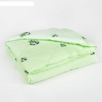 Одеяло облегчённое адамас бамбук, размер 172х205 ± 5 см, 200гр/м2, чехол п