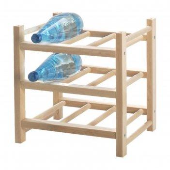 Подставка для 9 бутылок хуттен