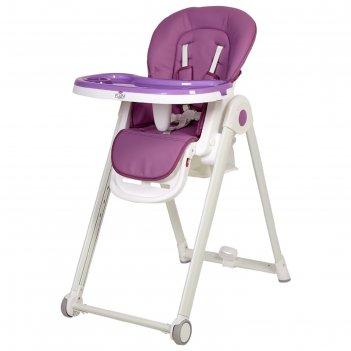 Стульчик для кормления polini kids 440, розовый