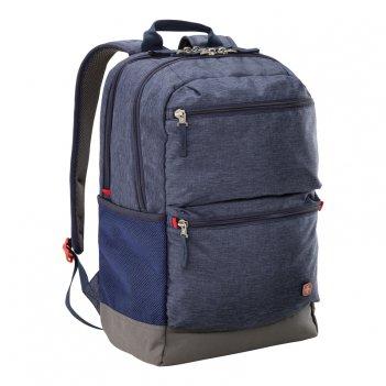Рюкзак для ноутбука 16'' wenger, синий, полиэстер, 31 x 20 x 46