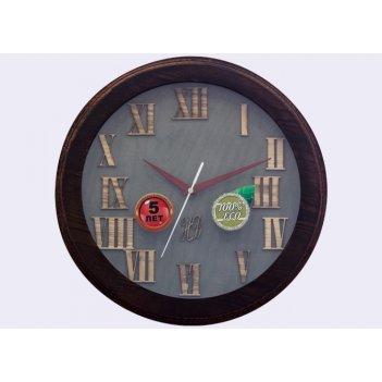 Часы настенные d35-221