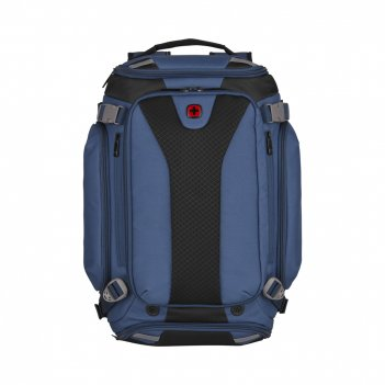 Сумка - рюкзак wenger 16'' многофункциональная , синий/черный, п