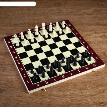 Игра настольная шахматы