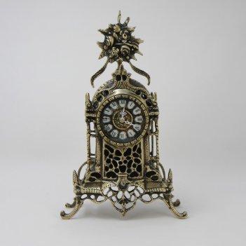 Часы бронзовые кафедрал (bp-27015-a)