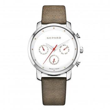 Наручные часы мужские gepard, модель 1259b1l1