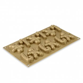 Форма для приготовления пирожного mr zenzy, материал: силикон, 26.167.63.0