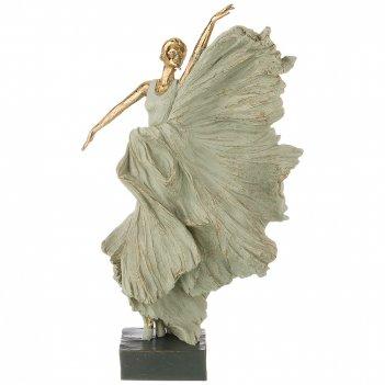 Статуэтка балерина 21*9,5*35 см. серия фьюжн (кор=8шт.)