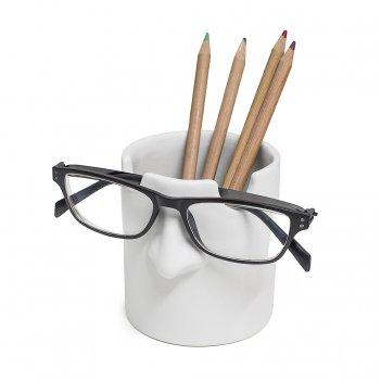 Держатель для ручек и очков mr. tidy белый
