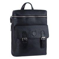 Рюкзак мужской, черный, 300x360x120