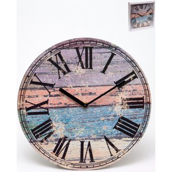 Часы настенные круглые home art 29,3 см