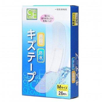 Пластырь прозрачный can do, водостойкий, 19 х 72 мм, 26 шт.