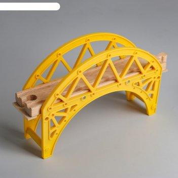 Деталь для ж/д туннель с мостом 12х20,2х5 см