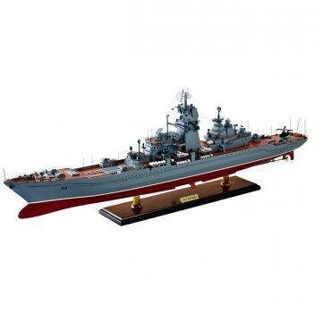 Bt 0042p атомный крейсер петр великий, 105х12х34 см