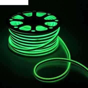 Гибкий неон 8 х 16 мм, 50 метров, led-120-smd5050, 220 v, rgb