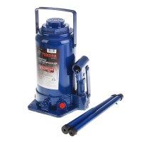 Домкрат гидравлический бутылочный 30т высота подъема 255-405 мм