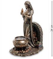 Ws-856 статуэтка бригита - богиня домашнего очага