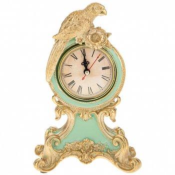 Часы настольные коллекция рококо 12,6*8,8*23,5 см