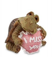 Tr-5191-mb фигура бол. черепаха скучаю (sealmark)
