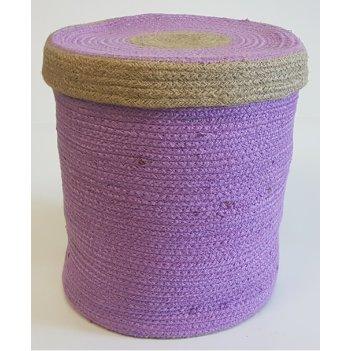 Корзина плетеная №1