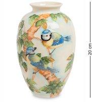 Jp-97/42 ваза синяя птица (pavone)