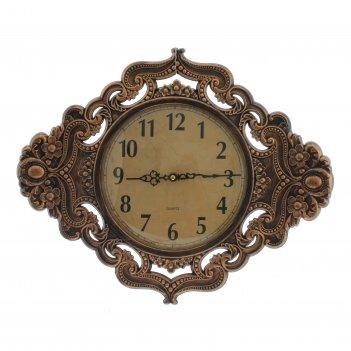 Часы настенные декоративные, l46 w4,5 h37,5 см, (1хаа не прилаг.)