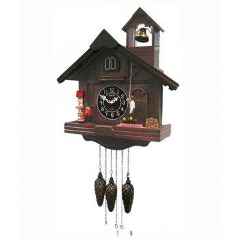 Часы с кукушкой sinix 811