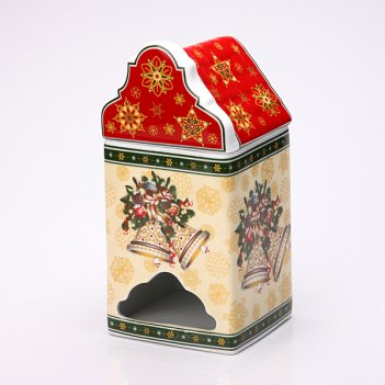 Банка для чайных пакетиков christmas collection ...