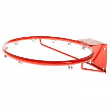 Корзина баскетбольная №7, d 450мм, стандартная, без сетки кб7