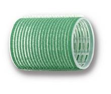 Бигуди-липучки зеленые d 48 мм (12 шт)