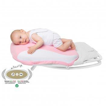Матрас-подушка dolce pad plus, размер 40х60 см, цвет розовый