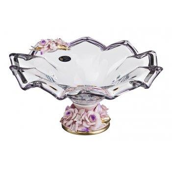Чаша декоративная диаметр=39 см.высота=18 см.